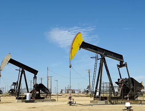 上游解决方案油气采收