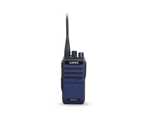 TD550对讲机