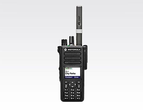 XiR P8668警用数字集群通讯系统手持台