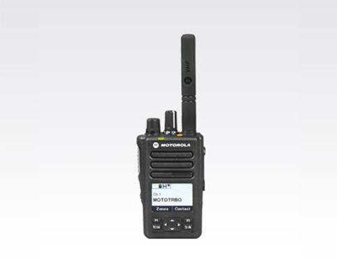 XiR E8628i PDT警用数字集群对讲机