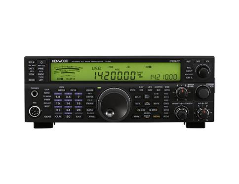 TS-590S短波电台