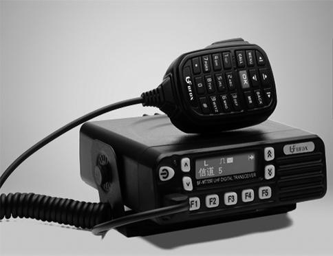 BF-MT7250数字调频车载台