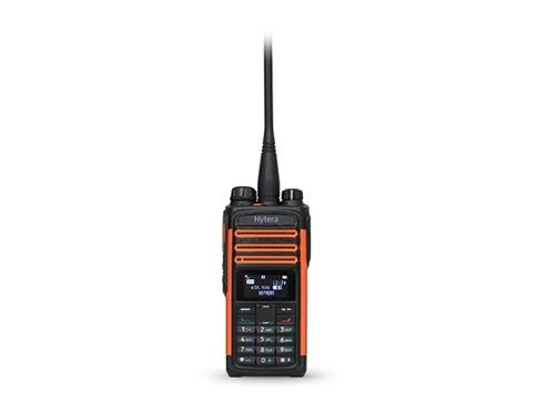 TD580对讲机