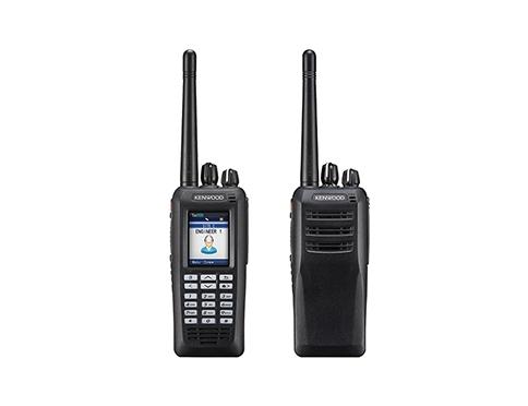 TK-D200/D300数字手持对讲机