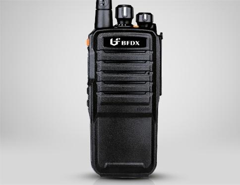 BF-TD500对讲机